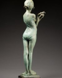 Little Ballerina Girl Sculpture