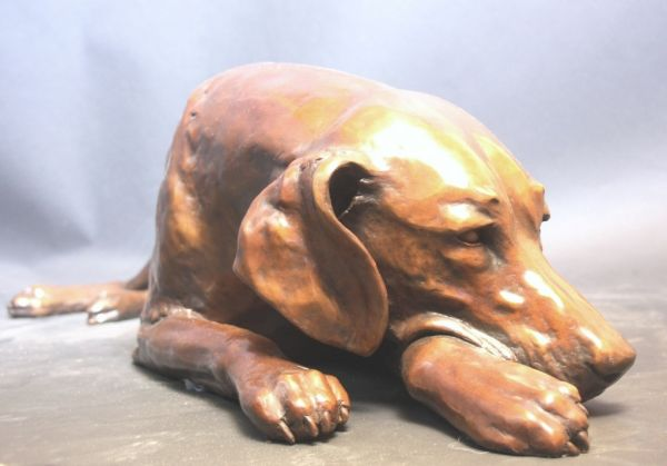 'Labrador' by Gill Parker